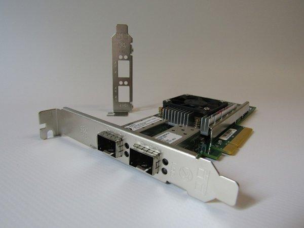 HPE Ethernet 10Gb 2-port SFP+ 57810S/530SFP+ Adapter