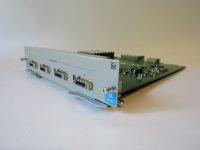 HPE ProCurve zl Module 4Port 10-GbE CX4