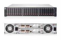HP P2000 G3 iSCSI MSA 2-cntrl SFF Array
