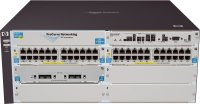 HPE 5406zl Modularswitch 48x1Gb/4x10GbE redundant