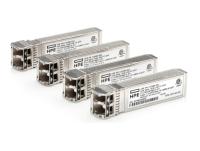 HPE MSA 16Gb Short Wave Fibre Channel SFP+ 4-pack...