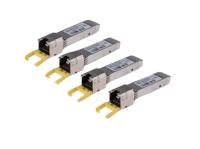 HPE MSA 1Gb RJ-45 iSCSI SFP+ 4-pack Transceiver