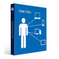 HPE Microsoft Windows Server 2019 Lizenz 5 User CAL