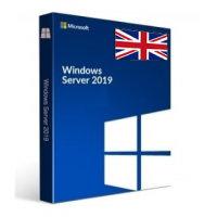 HPE MS Windows Server 2019 Standard Edition ROK 16 Core en