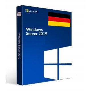 HPE MS Windows Server 2019 Standard Edition ROK 16 Core de