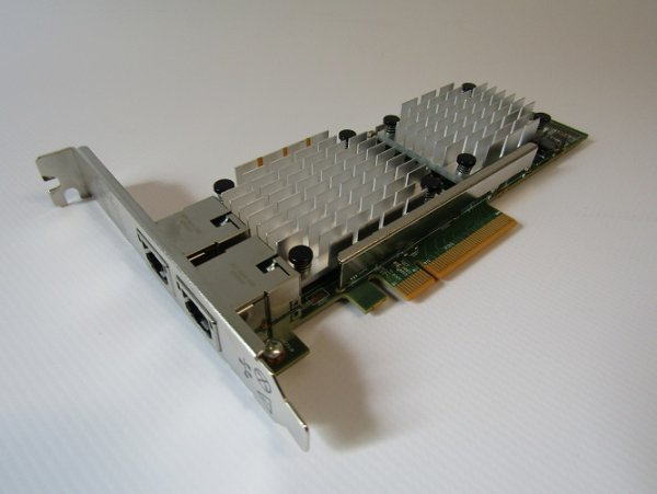 HPE Ethernet 10Gb 2P 530T Adapter