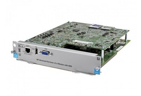 HPE Advanced Services v2 zl Module w/HDD
