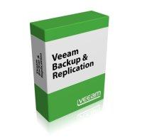 4 additional years of Basic maintenance prepaid for Veeam...
