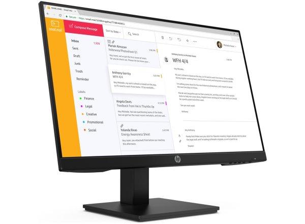 HP P24h G4 60,96cm 24Zoll FHD Monitor