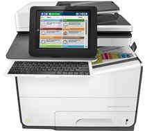 HP PageWide Managed Color E58650z MFP