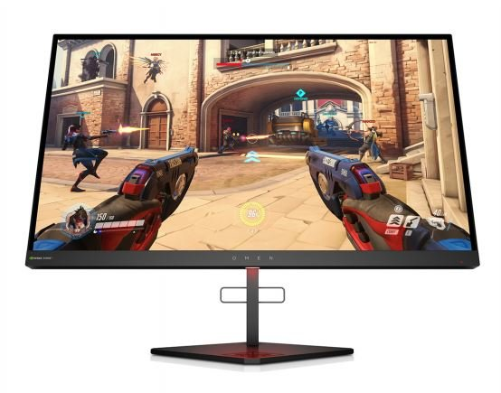 """OMEN X by HP 25"""" FHD Gaming Monitor"""