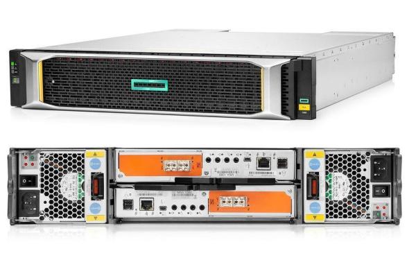 HPE MSA 2060 16Gb Fibre Channel LFF Storage