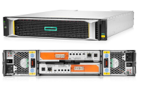 HPE MSA 2062 10GbE iSCSI SFF Storage