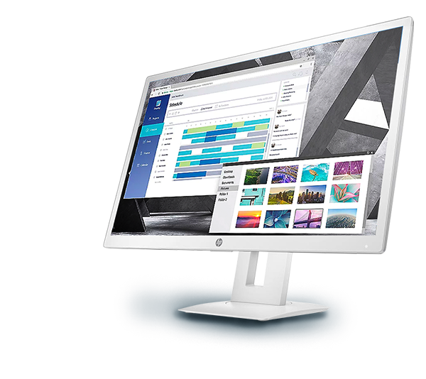 """28x HP HC271p 27"""" Monitor incl. Stand HC271 Stand"""