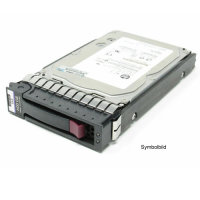 HPE 4TB 12G SAS 7.2K 3.5in MDL HDD