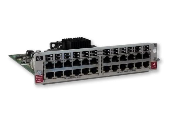 HP ProCurve Switch xl 24-Port 10/100-TX Module