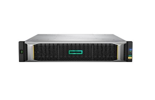 HPE MSA 2050 SAN DC Power LFF Storage