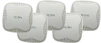 5 Stück Aruba HP Wireless Access Point IAP-205-RW...