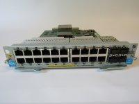 HP 20-port Gig-T / 4-port Mini-GBIC zl Module