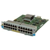HPE 24-port 10/100/1000 PoE+ zl Module