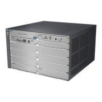 HP E8206 zl Switch Base System