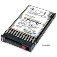 HPE SFF 600GB SAS 10k 2.5 DP ENT HDD