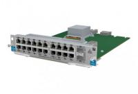 HPE 20-port Gig-T / 2-port SFP+ v2 zl Modul