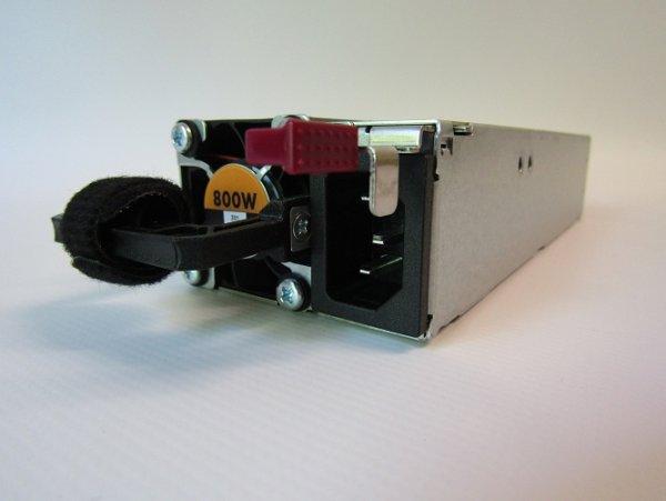 HPE 800W FS Platinum Hot Plug Power Supply Kit \\