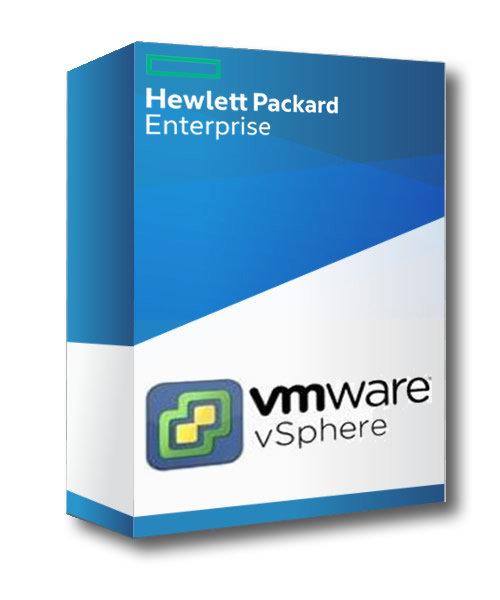 HPE VMware vSphere Enterprise Plus 1 Processor 1yr E-LTU