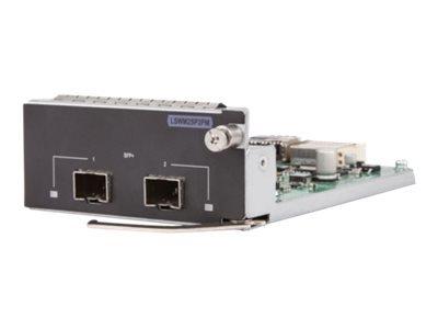 HPE 5130/5510 10GbE SFP+ 2p Module